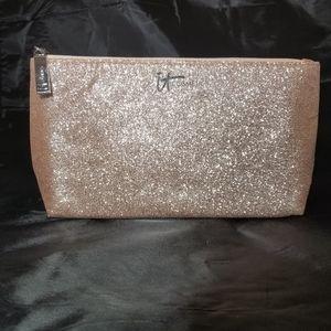IT Cosmetic makeup bag